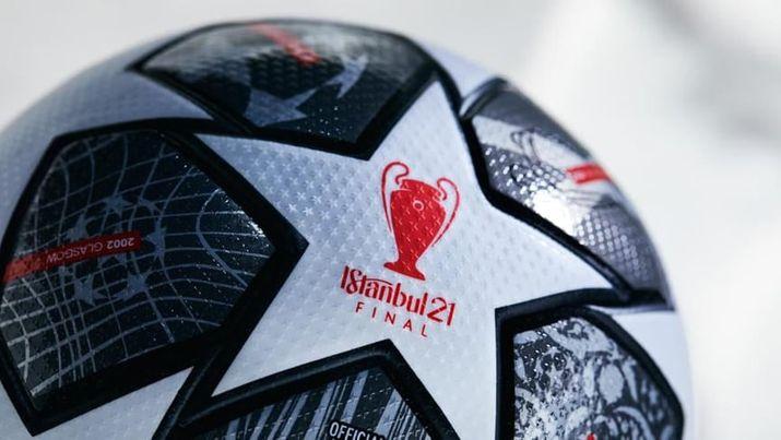 ՈւԵՖԱ-ն ներկայացրել է ՉԼ եզրափակիչ խաղի պաշտոնական գնդակը