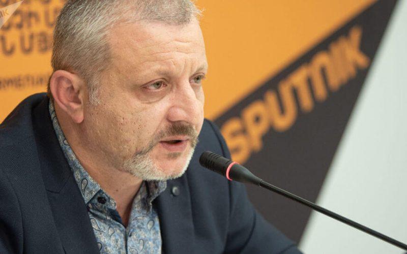 Սուրեն Սուրենյանցը` Sputnik Արմենիայի եթերում