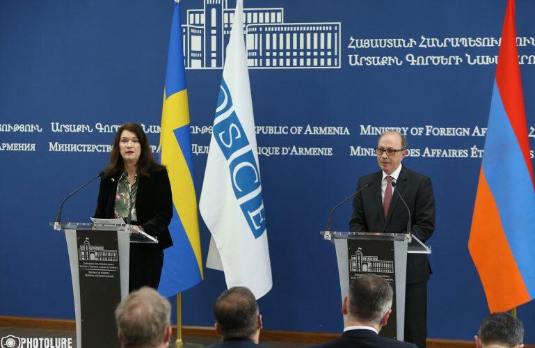 Հայաստանի ԱԳ նախարարը նշել է ԵԱՀԿ Մինսկի խմբի «բացառիկ դերը»