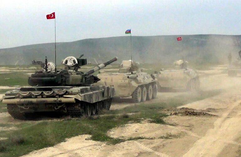 Թուրք-ադրբեջանական հերթական զորավարժությունը