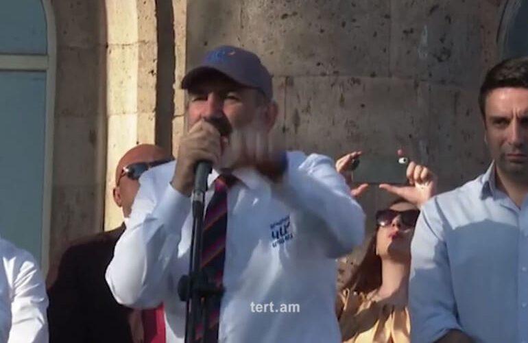 Քարոզչության 1-ին օր․ Թավիշը տապալածի «պողպատե» մանդատը կամ քաղաքացիական պատերազմի անոնս