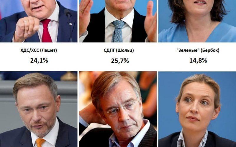 Գերմանական ընտրություններ ինտրիգը․ ո՞վ է փոխարինելու Մերկելին