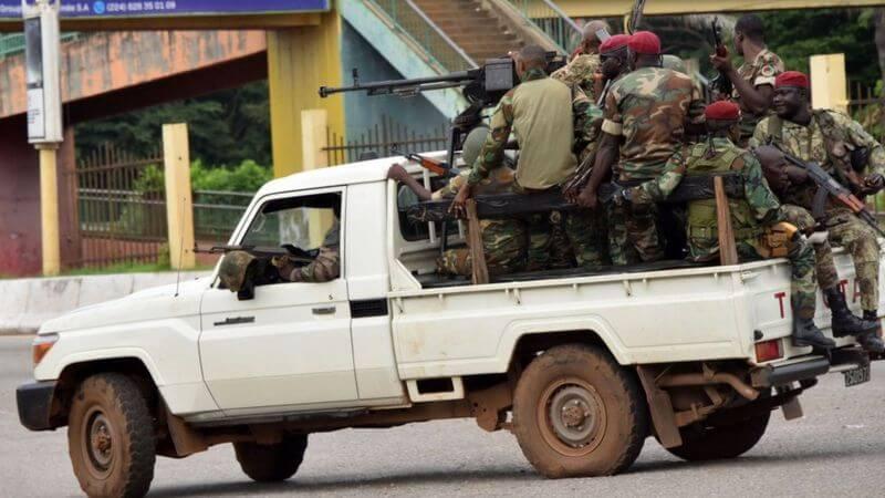 Պետական հեղաշրջում՝ Գվինեայում