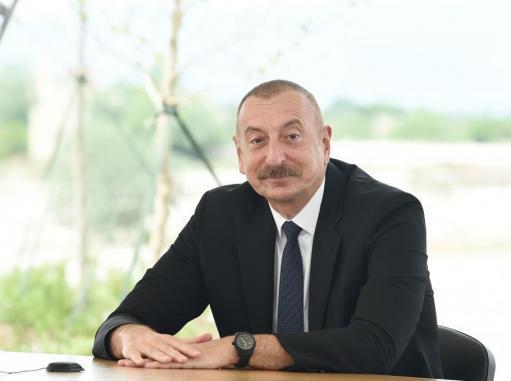 Ալիևը ողջունել է հայ-թուրքական երկխոսությունը