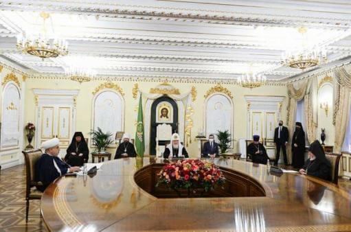Հայաստանի Ադրբեջանի և Ռուսաստանի հոգևոր առաջնորդների հայտարարությունը