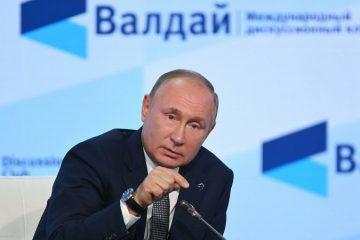 Պուտինը խոսել է ՀՀ-ի, Ադրբեջանի սահմանազատման խնդրի մասին