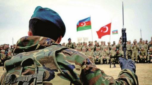 Թուրք- ադրբեջանական նոր զորավարժություն